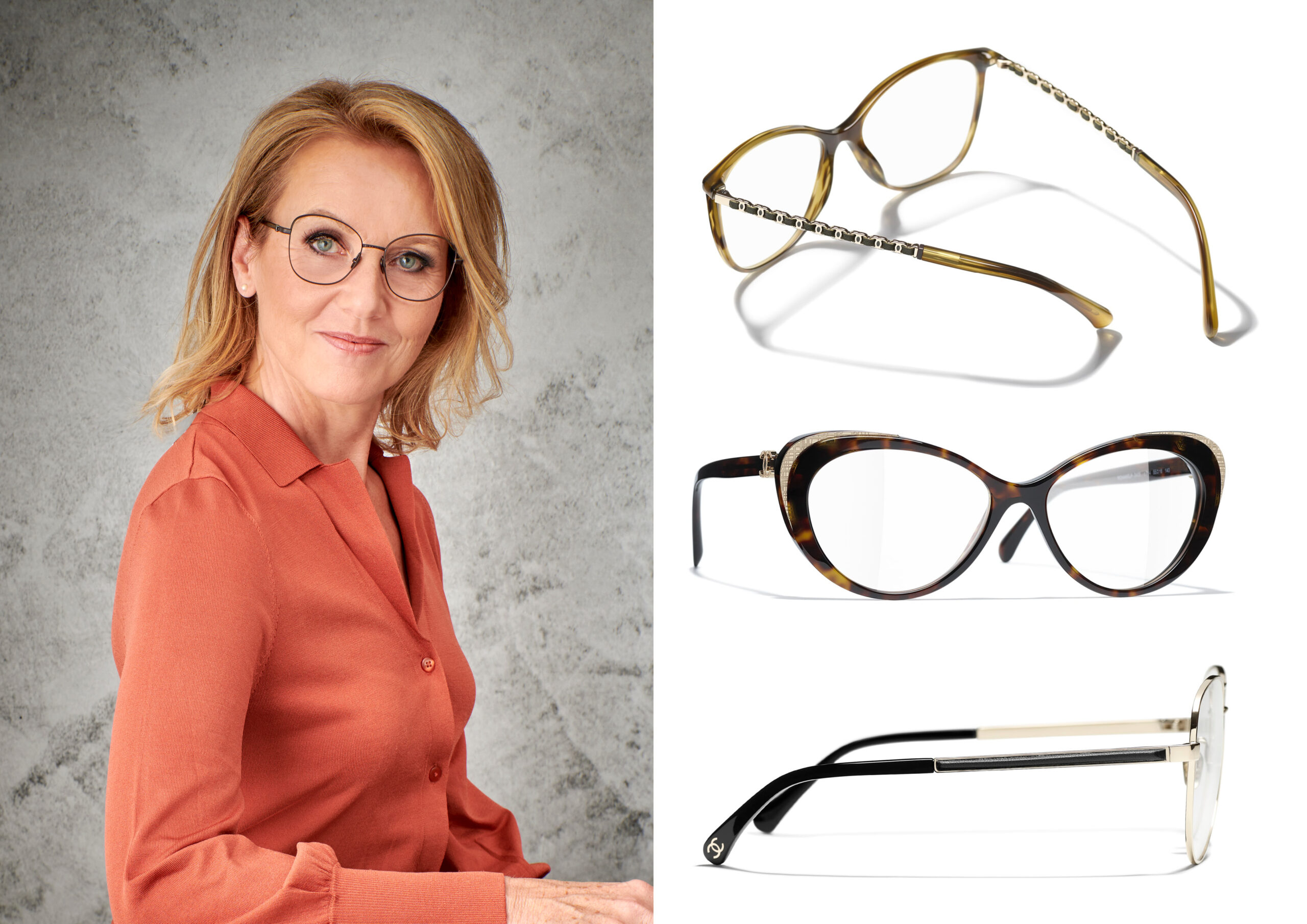 Chanel eyewear herfst/winter 2020-2021 - Optiek Lammerant Deinze