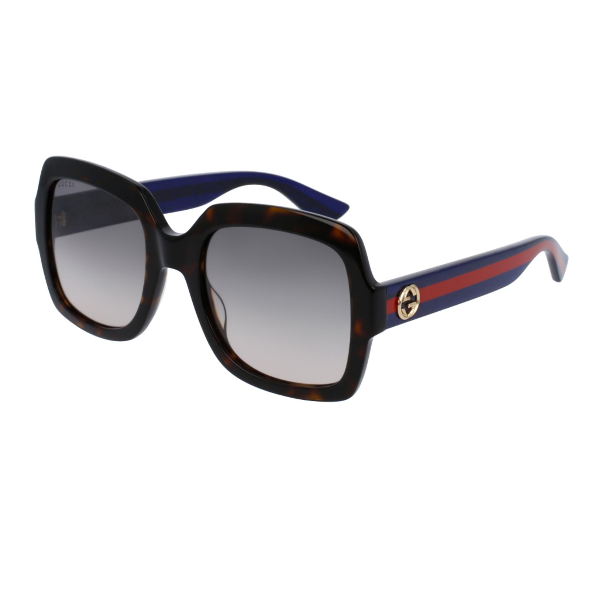 cb4c2394fb4 Shop online: Gucci zonnebrillen - GG 0036S - Optiek Lammerant