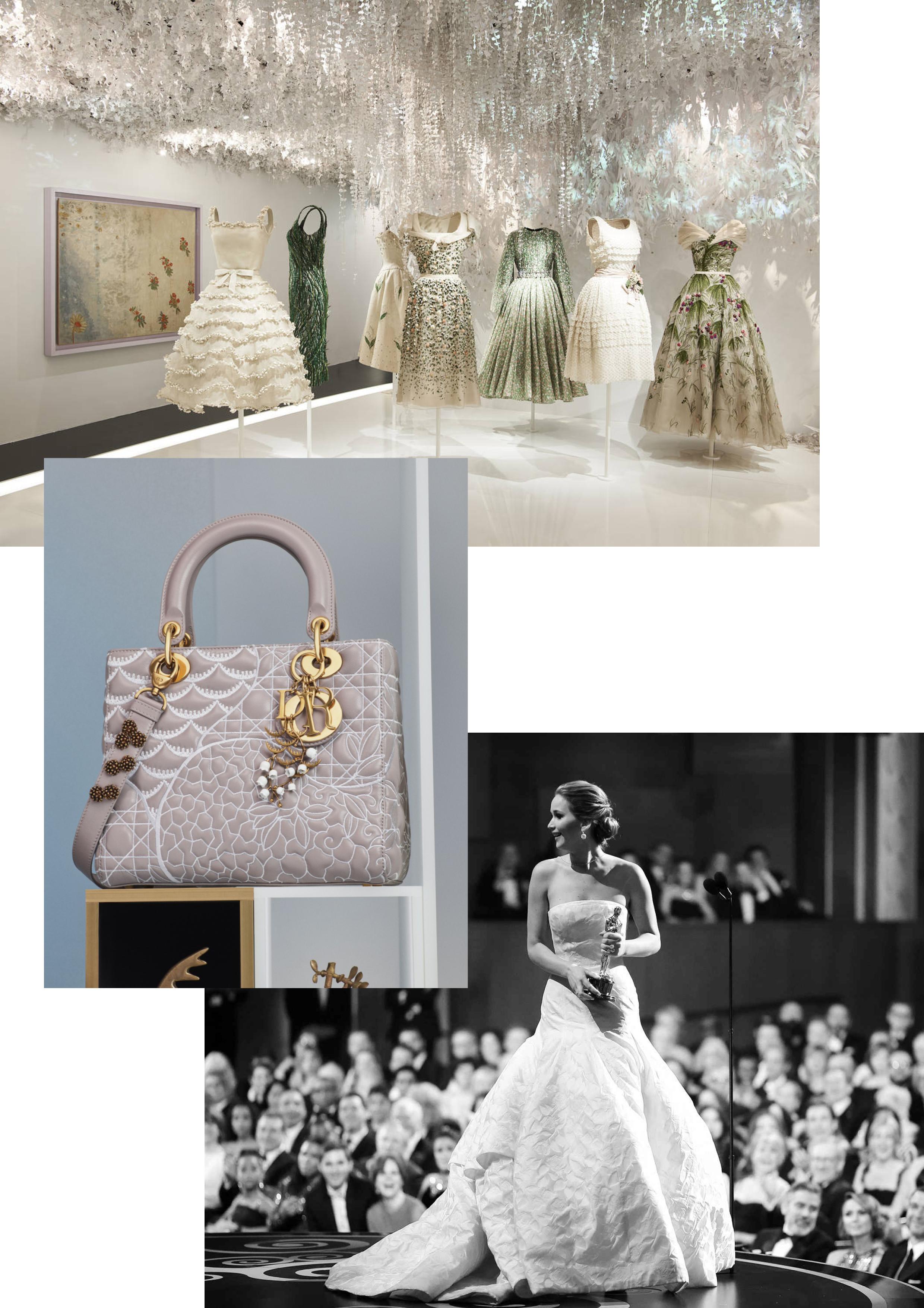 Modehuis Dior blaast 70 kaarsjes uit
