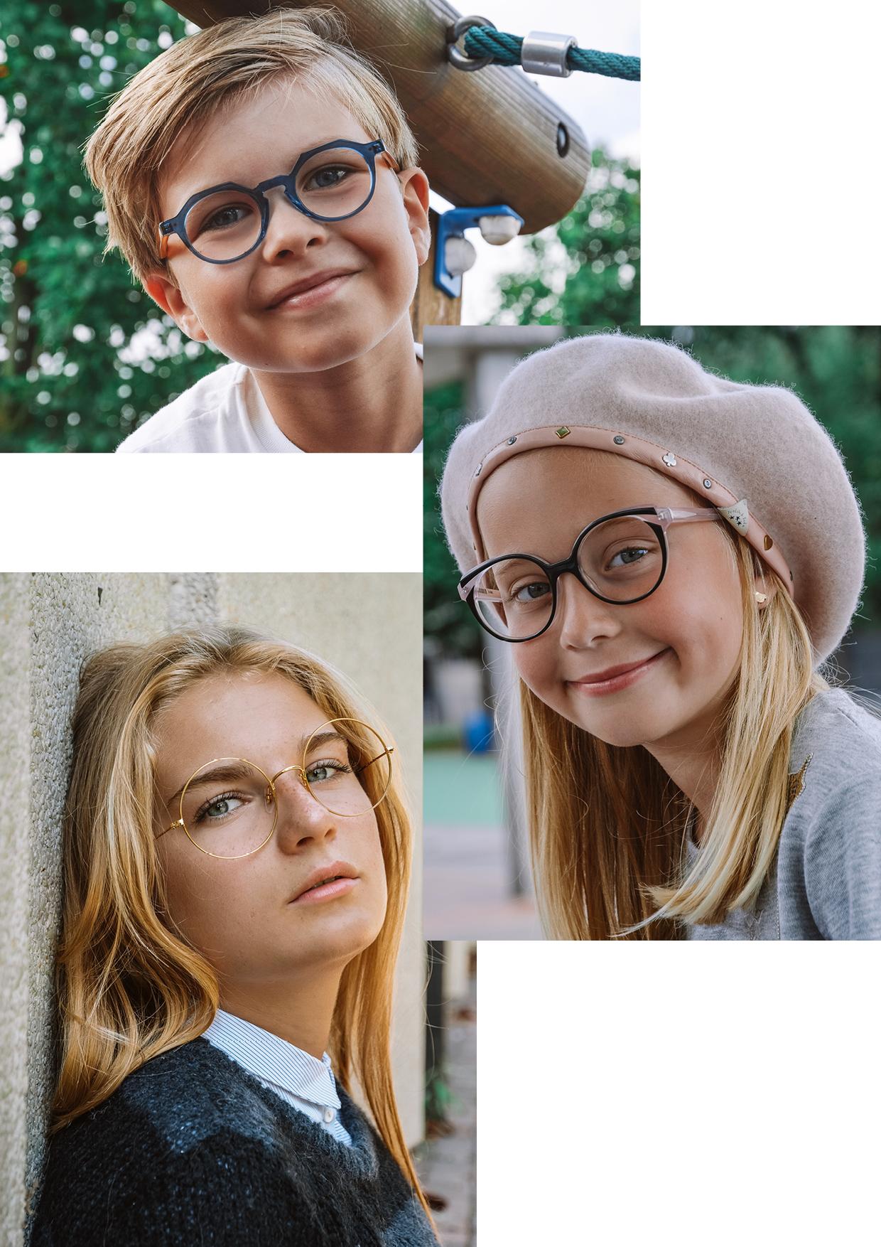 Back 2 School actie: bril + glazen = € 169 - Optiek Lammerant Deinze