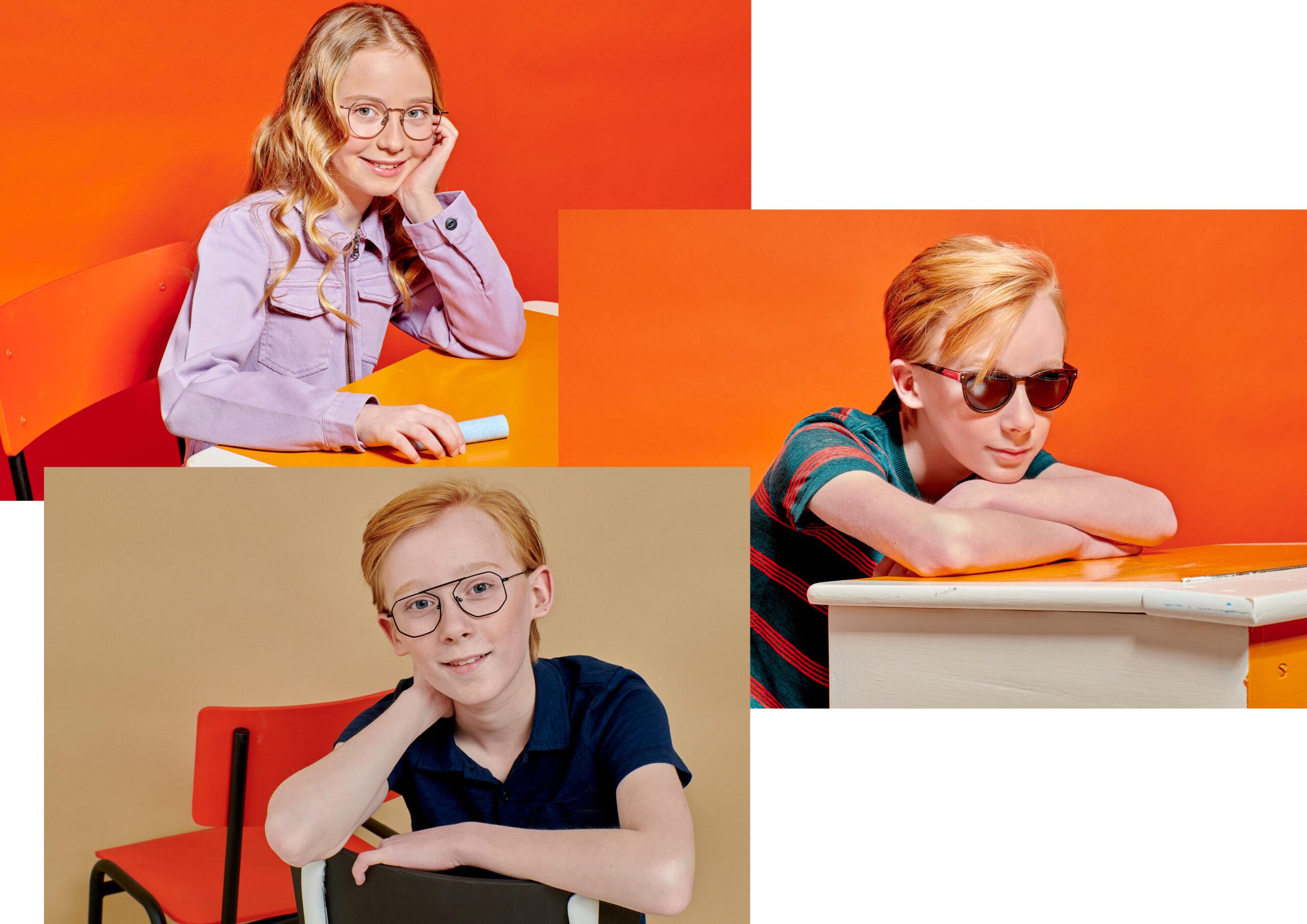 Kinderbrillen voor kleuters & tieners - Optiek Lammerant Deinze