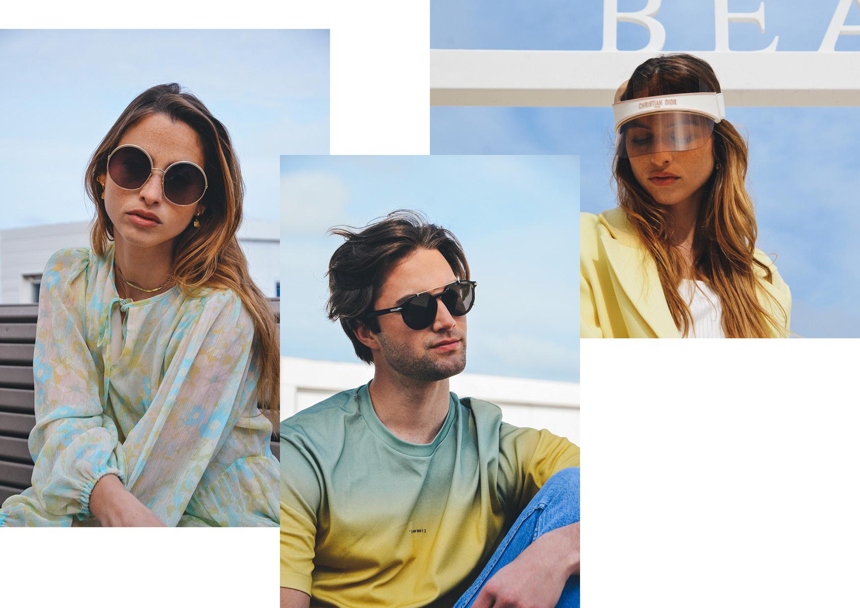 Dé musthave Dior zonnebrillen voor zomer 2021 - Optiek Lammerant