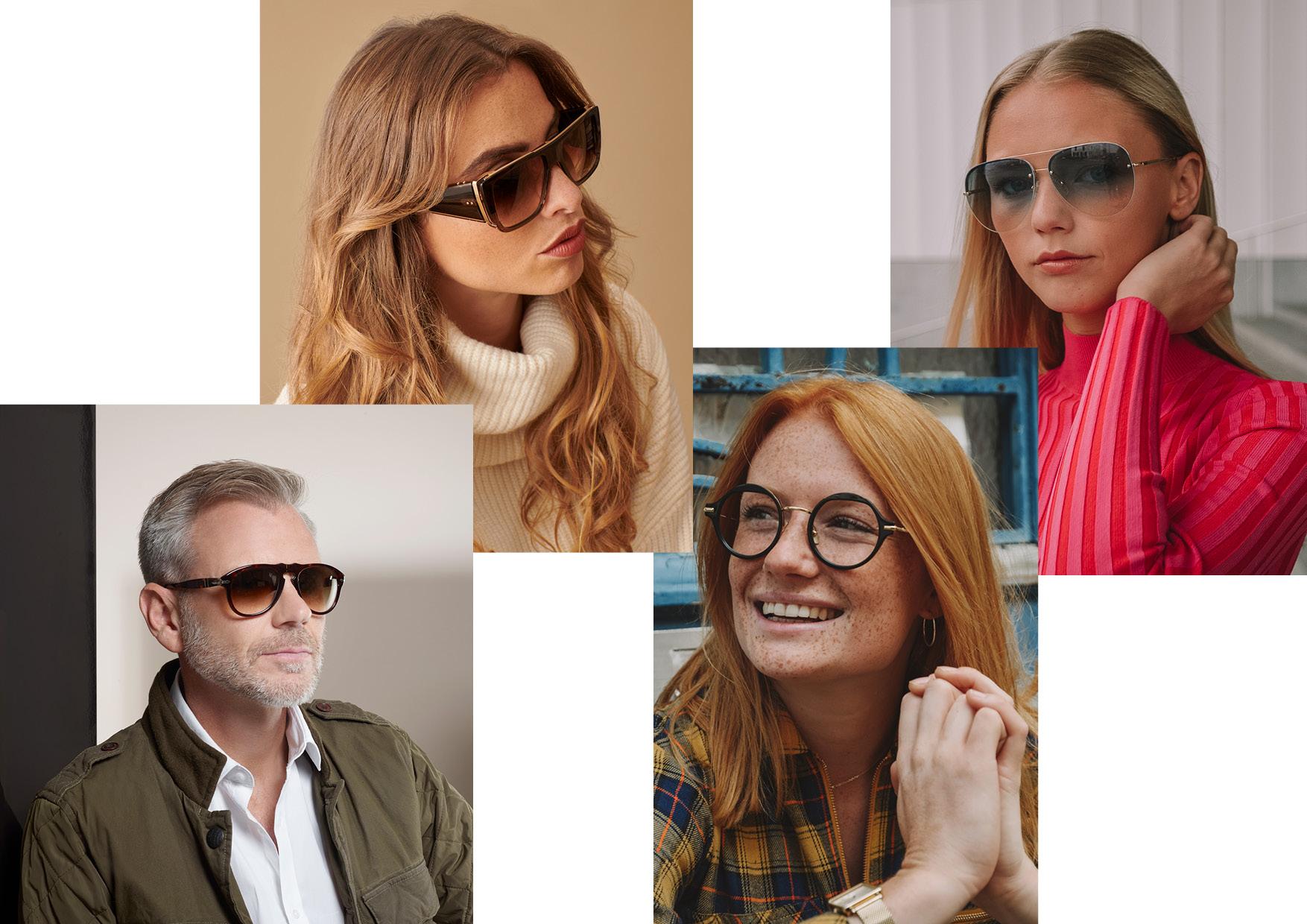 Braderie = (zonne)brillen vanaf €25 - Optiek Lammerant Deinze