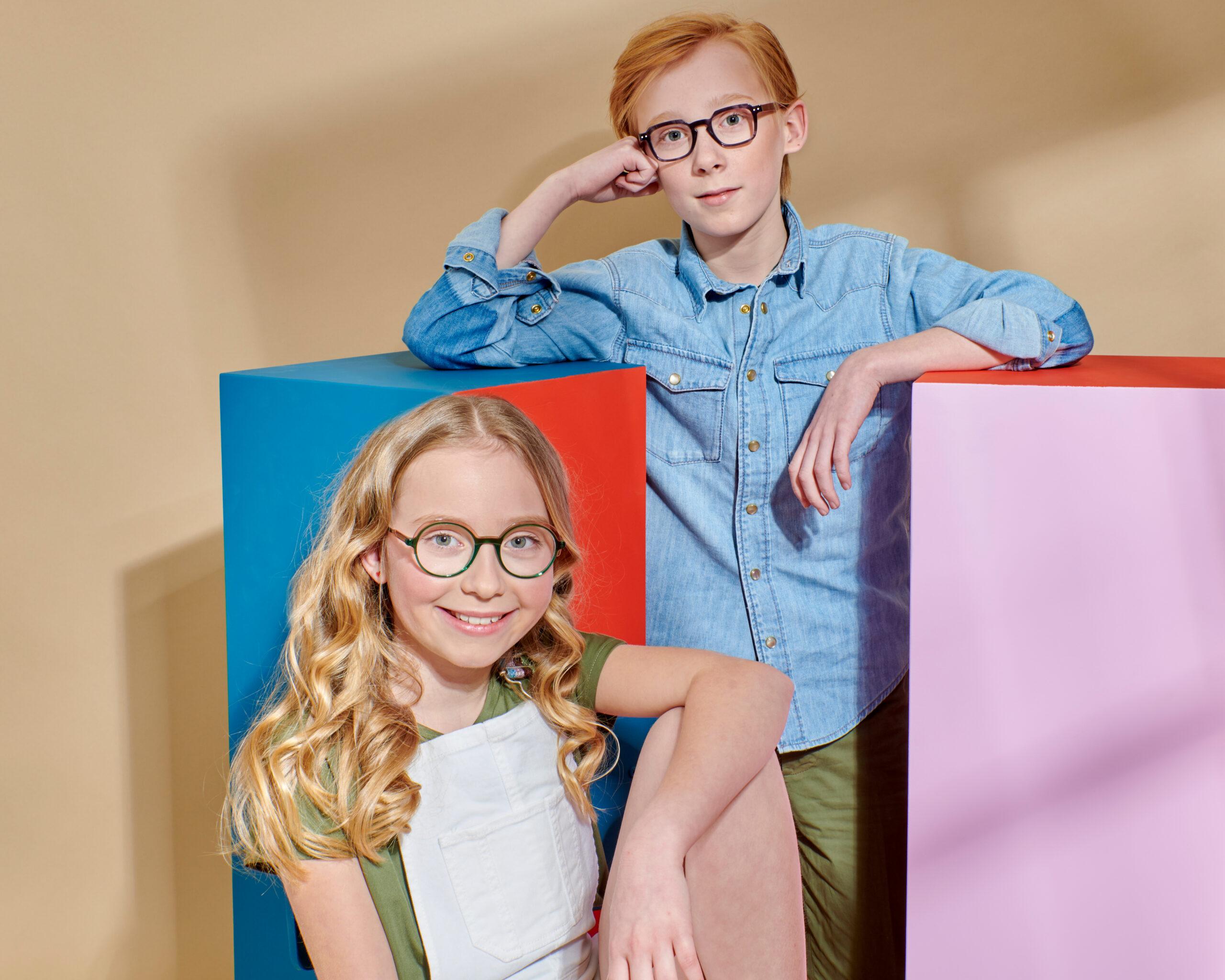 Back 2 School actie bij optiek Lammerant: kinderbril + glazen vanaf €169